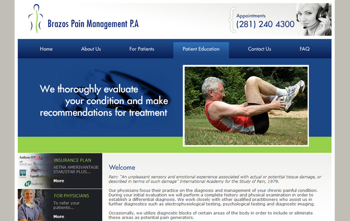 Brazos Pain Management